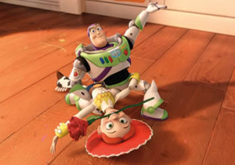 Toy Story 3 es una de las cintas nominadas dentro de la categoría de mejor película. (Foto: Cortesía Pixar/Disney)