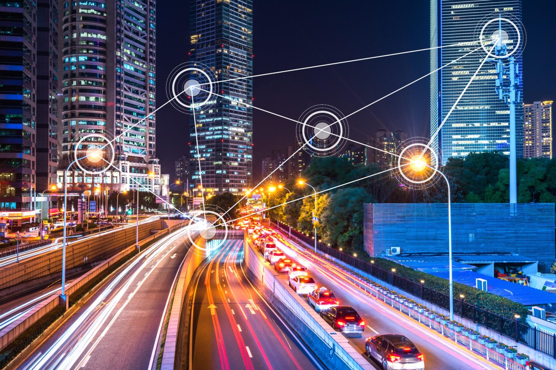 edificio inteligente - cibercrimen - ciberataque - inteligencia artificial - hipercontectividad