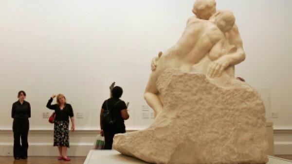 La pieza es una de las más famosas del escultor francés. (Foto: Getty Images)