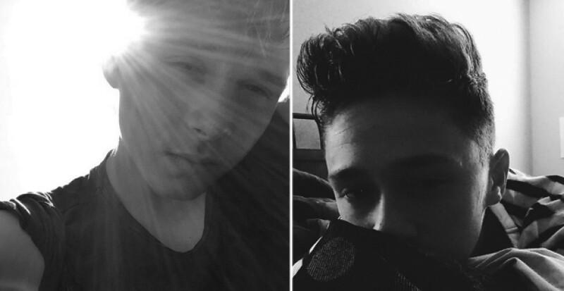 Internet ha enloquecido desde que este adolescente publicara en su Instagram fotos en las que muestra su parecido con el hijo de David y Victoria.