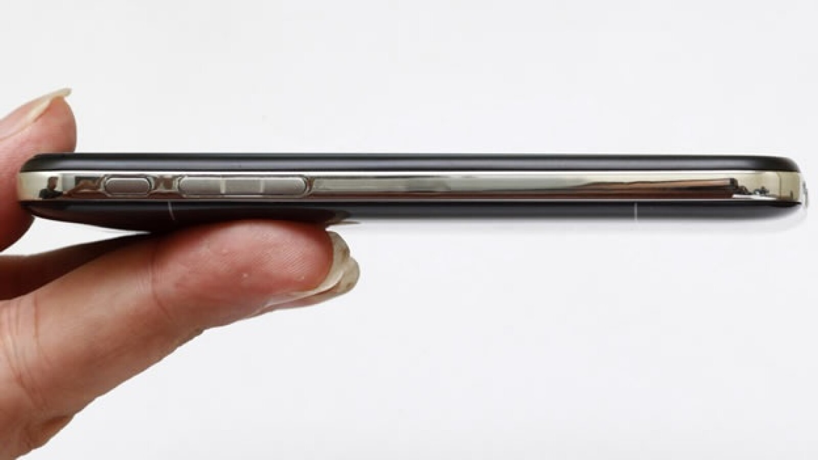El hiPhone 5 ya circula el mercado negro chino