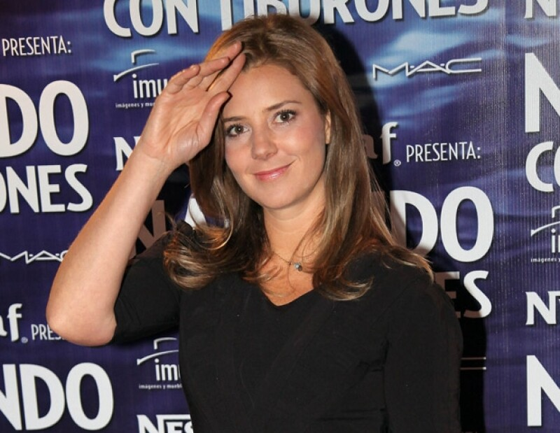 La actriz mexicana se encuentra felizmente soltera, disfrutando de su tiempo para reflexionar lo que ha vivido.