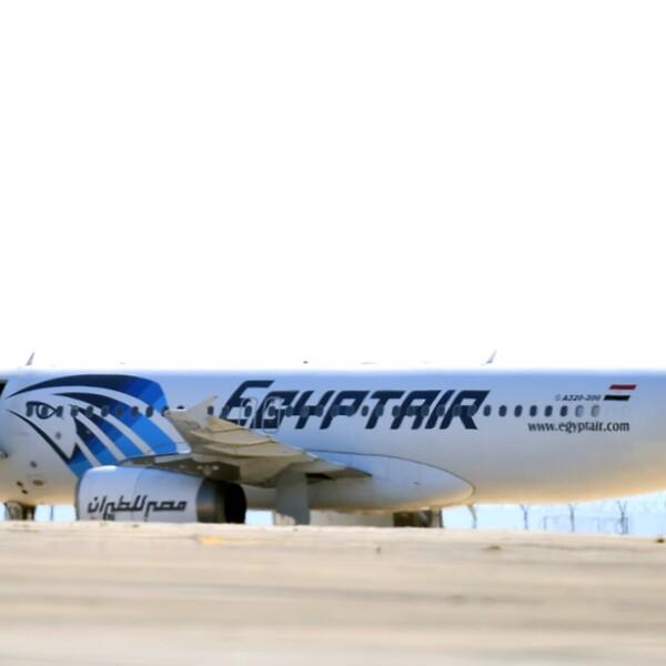 Crisis en vuelo egipcio