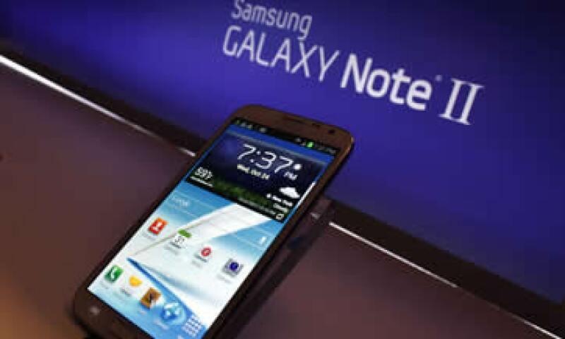 El Note II salió a la venta primero en Corea del Sur en septiembre. (Foto: AP)