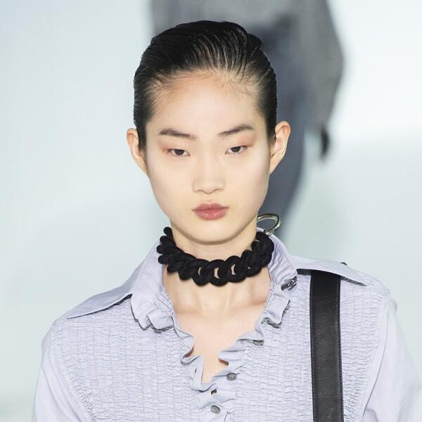 PFW-Paris-Fashion-Week-Runway-Pasarela-Beauty-Look-Belleza-Acne-Studios