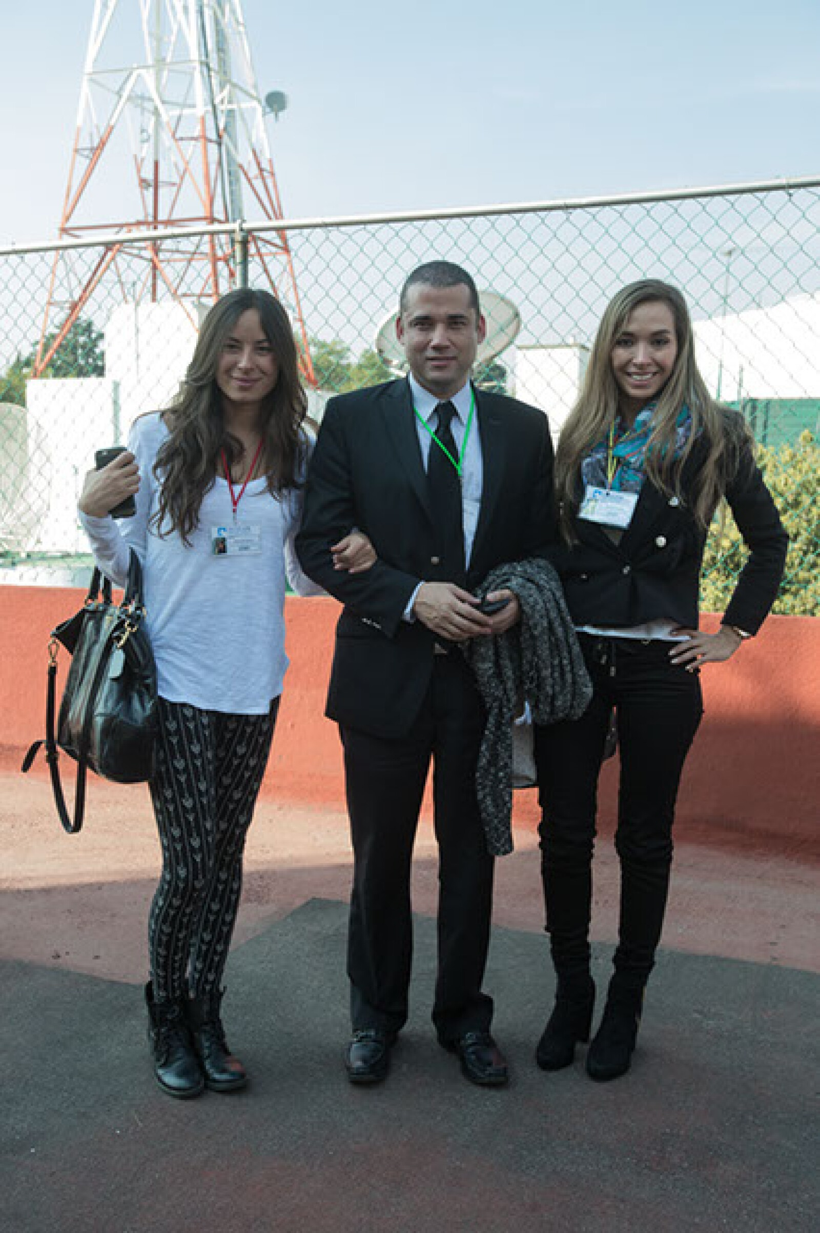 Karen Kresch,Aldo Rodríguez,Rommy Moreno