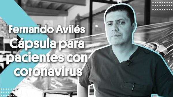 Fernando Avilés cápsula
