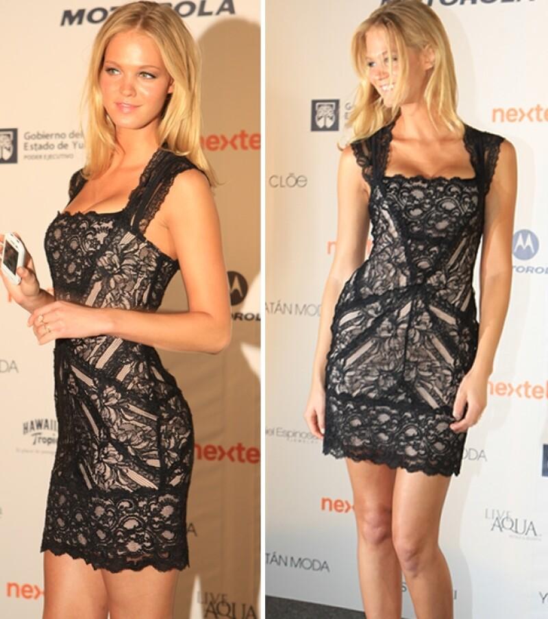La modelo mantiene una relación amorosa con Leonardo DiCaprio desde el año pasado.