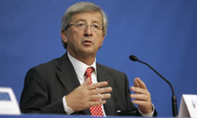 El presidente del Eurogrupo, Jean-Claude Juncker, dijo que España deberá reestructurar las entidades recapitalizadas y todo su sistema financiero. (Foto: AP)