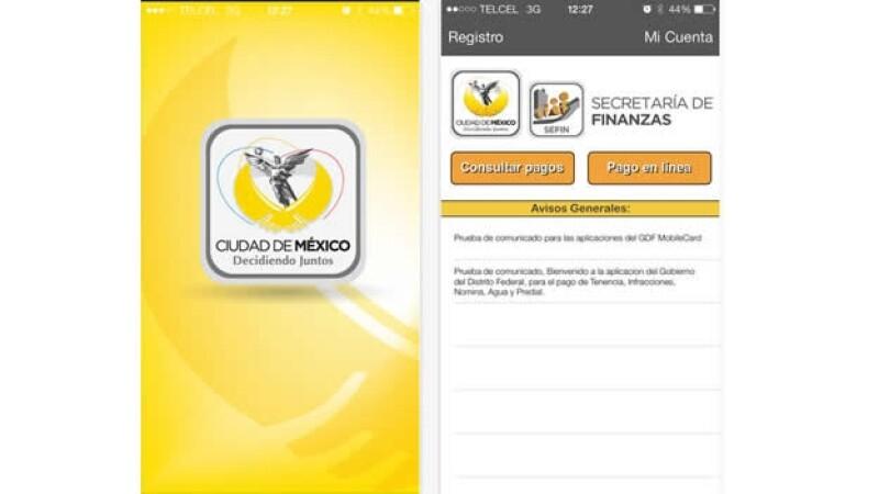 tesoreria cdmx app movil