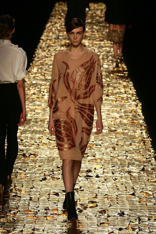 Dries Van Noten Fall 2006, Paris