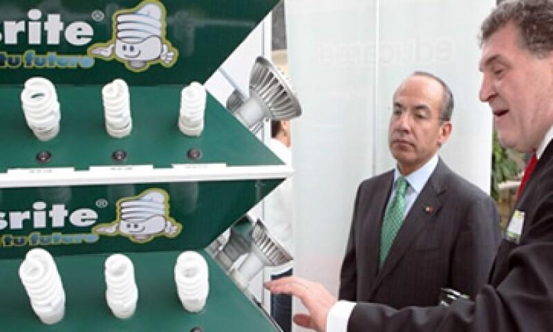 El Gobierno de Felipe Calderón pretende dejar de emitir 1.4 millones de toneladas de bióxido de carbono. (Foto tomada de presidencia.gob.mx)