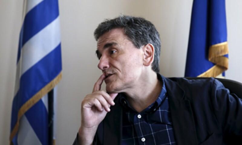 Euclides Tsakalotos dará este martes una conferencia conjunta con el saliente ministro de Finanzas de Grecia, Yanis Varoufakis. (Foto: Reuters )