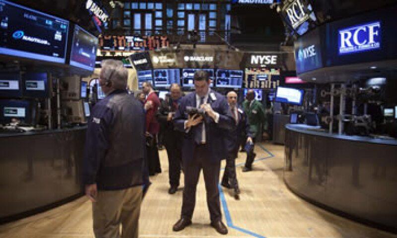 El Dow Jones cedía 0.06% este miércoles. (Foto: Reuters)