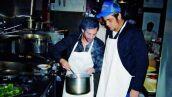 Binicio del Toro, chef Michael D´Andrea