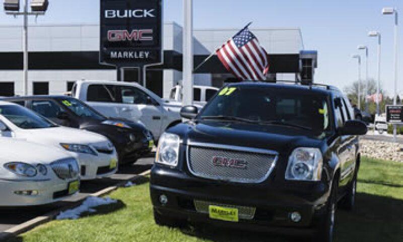 General Motors, la mayor automotriz estadounidense, dijo que sus ventas totales en septiembre crecieron cerca de un 12% (Foto: iStock by Getty Images )