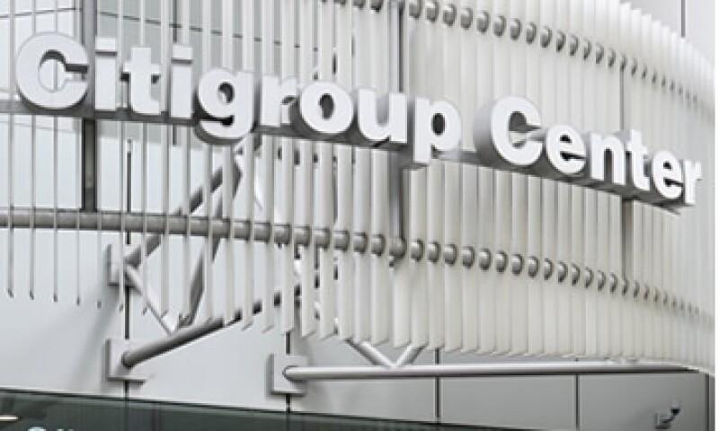 Citi se ubicó como el séptimo mayor banco de inversión en términos de tarifas globales. (Foto: AP)