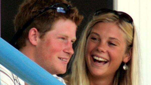 Chelsy Davy, quien fuera pareja del hermano menor del Príncipe Guillermo por varios años, fue invitada a la boda de de éste con Kate Middleton.