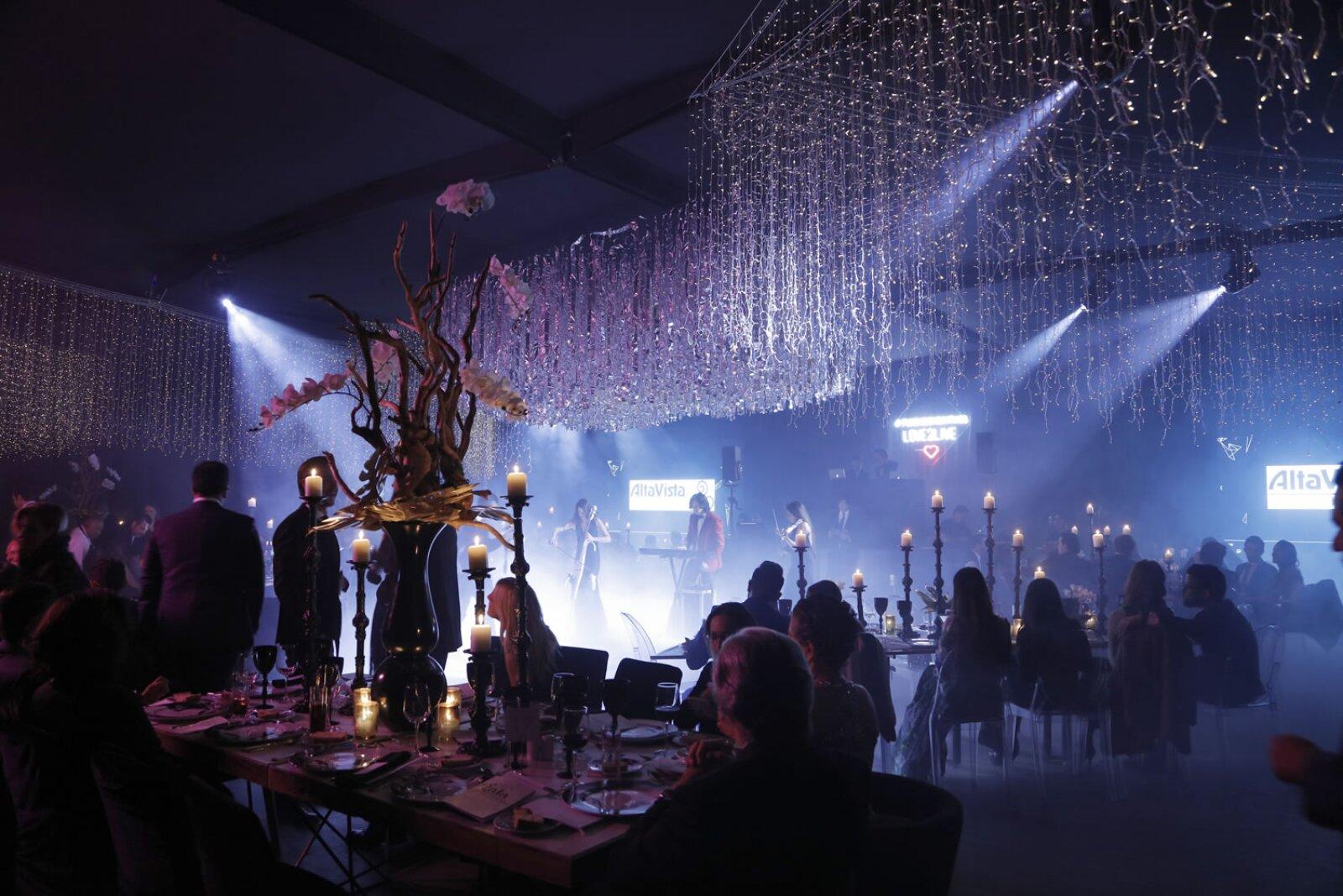 Gala anual Fundación Santiago