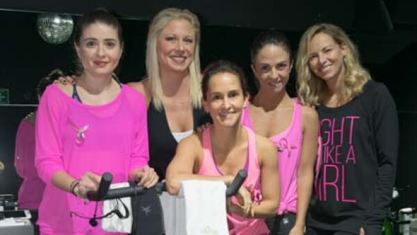 Evento iCycle Awarness Breast Cancer