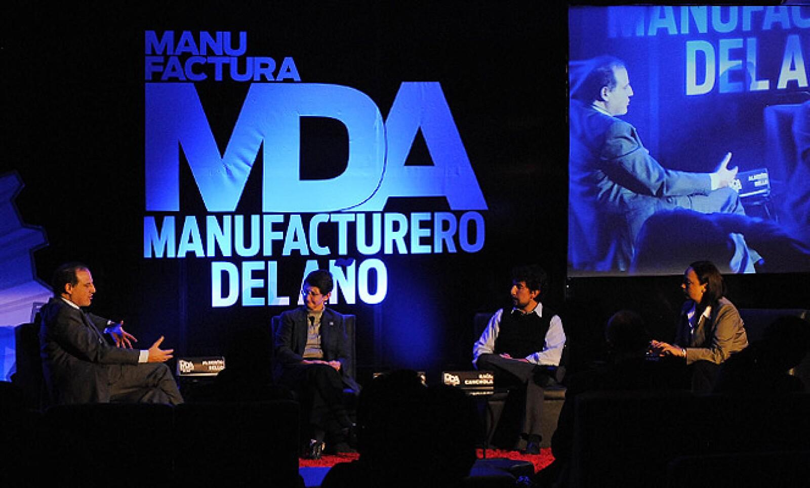 Los panelistas dieron sus puntos de vista y expectativas sobre el futuro de la sustentabilidad en el país.