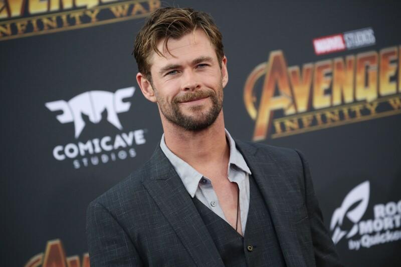 Chris Hemsworth habla por primera vez de su paternidad