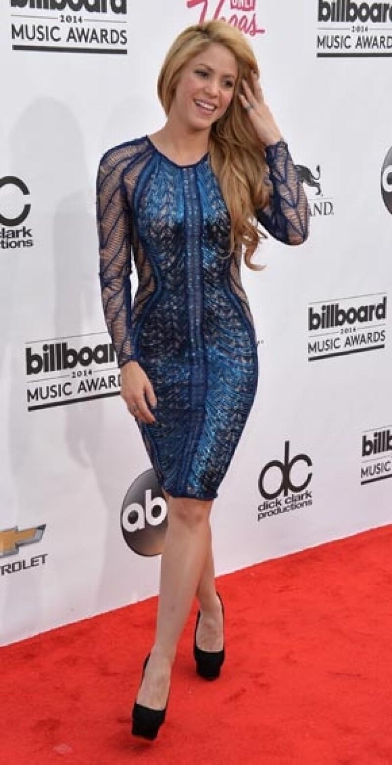 La cantante colombiana aseguró que el color de su pelo no es ningún impedimento para representar sus raíces a nivel mundial.