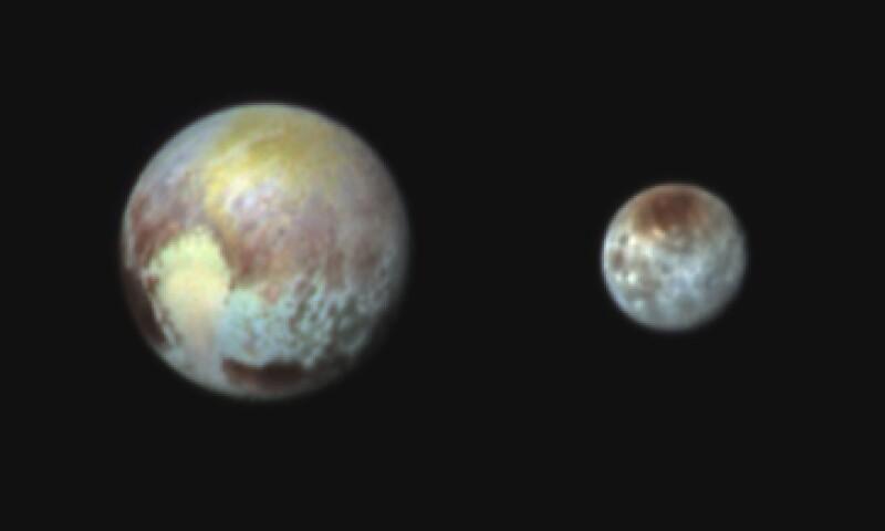 New Horizons viajó 5,000 millones de kilómetros. (Foto: AFP )