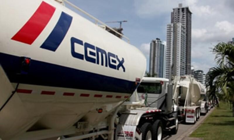Cemex elevó a 0.25 euros por acción su oferta. (Foto: Cortesía Cemex)
