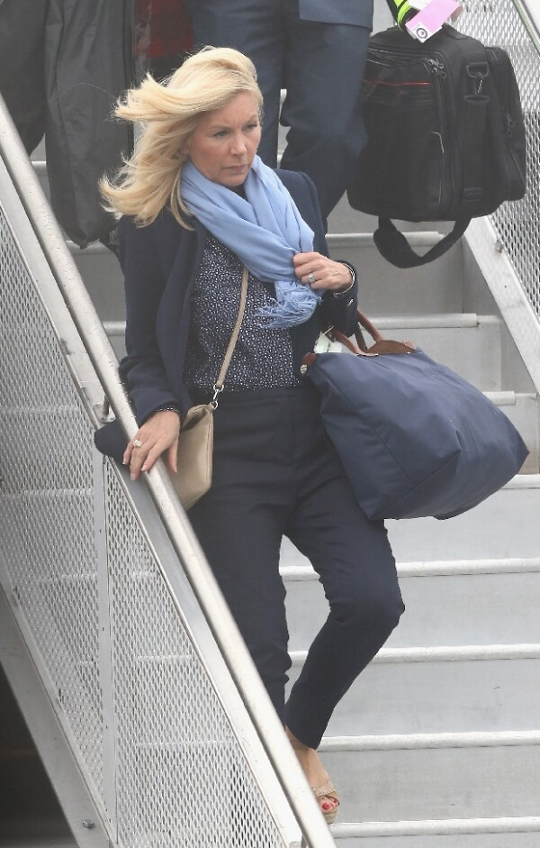 Amanda Tucker es la encargado del envidiable pelo de Kate Middleton