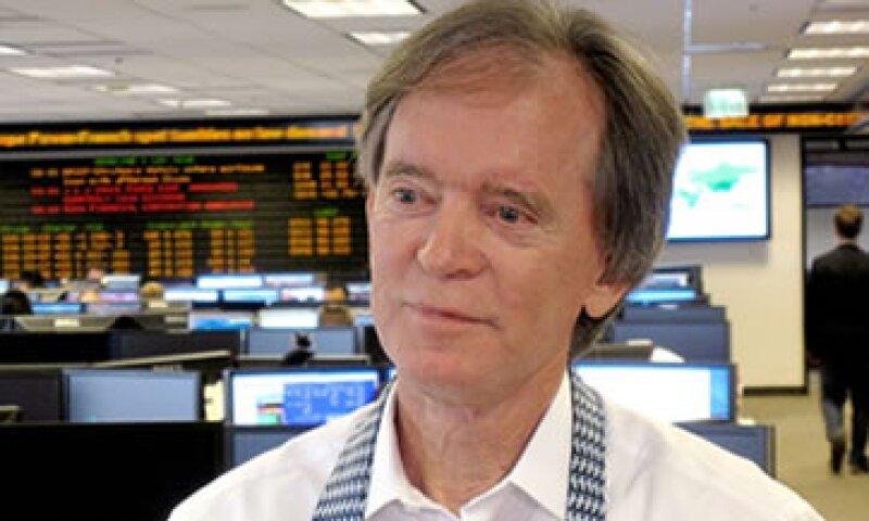 Bill Gross señaló en su carta mensual a los inversionistas que no deberían entrar en pánico por el anuncio de la Fed. (Foto: Cortesía de CNNMoney)