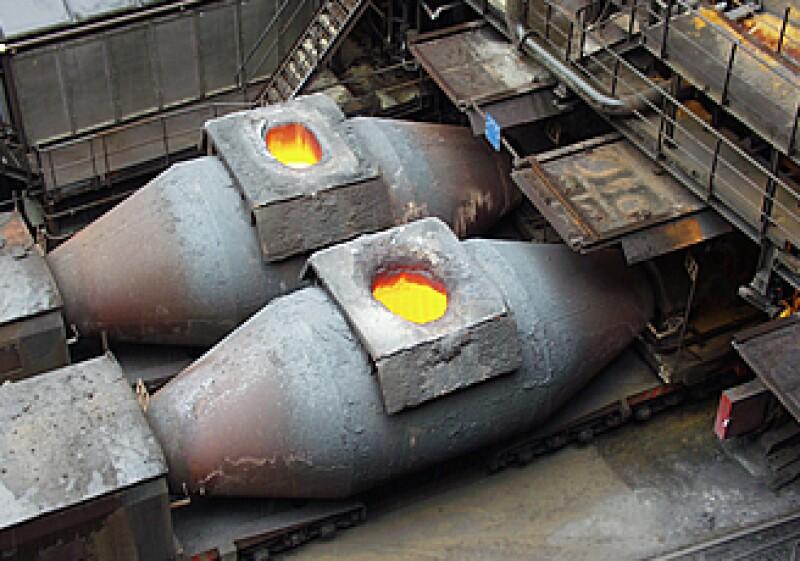 La industria del acero en Venezuela da trabajos a más de 1,800 personas.   (Foto: Especial )