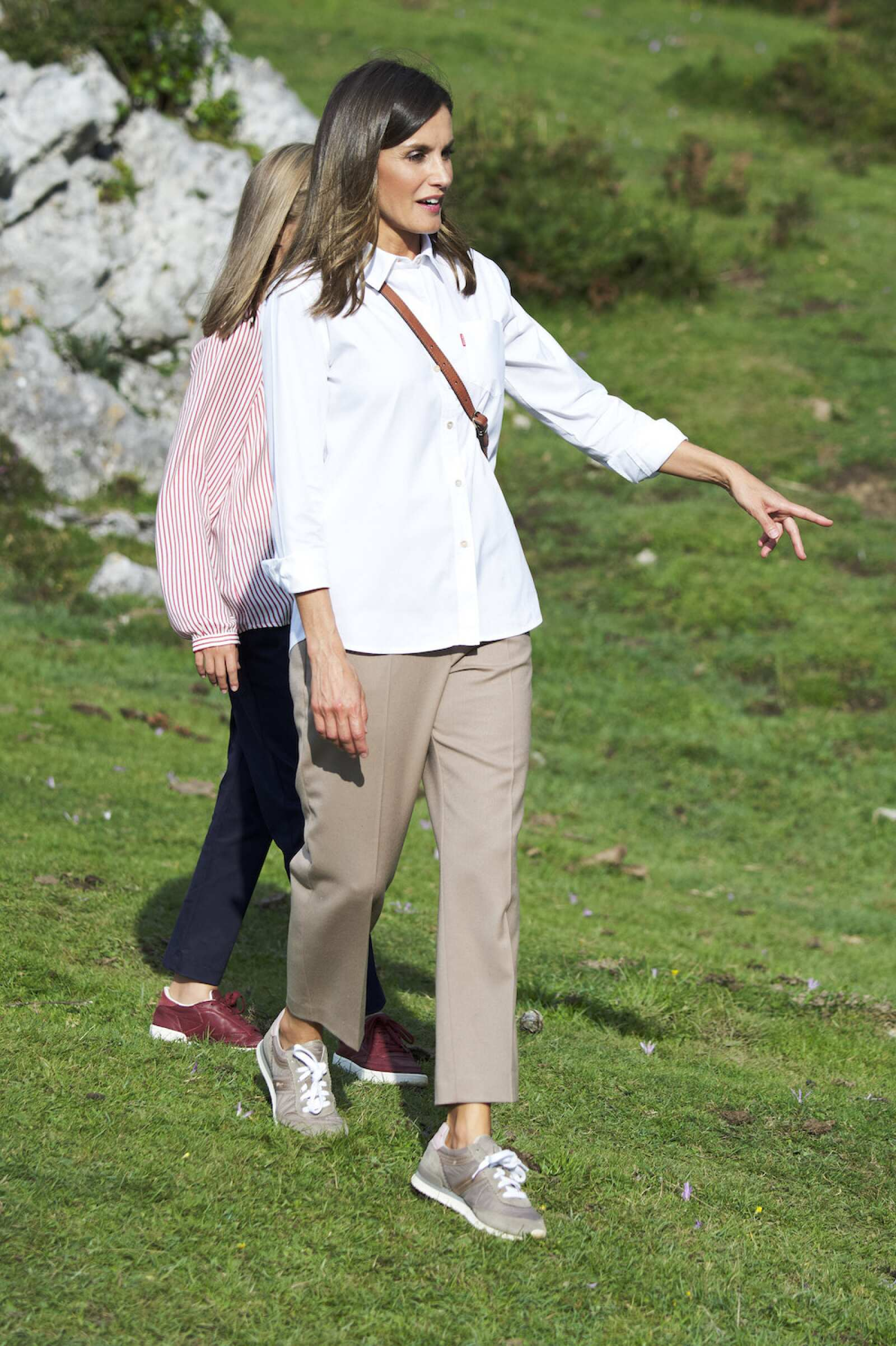 Spanish Royals Attend 13th Centenary Of The Reign Of Asturias