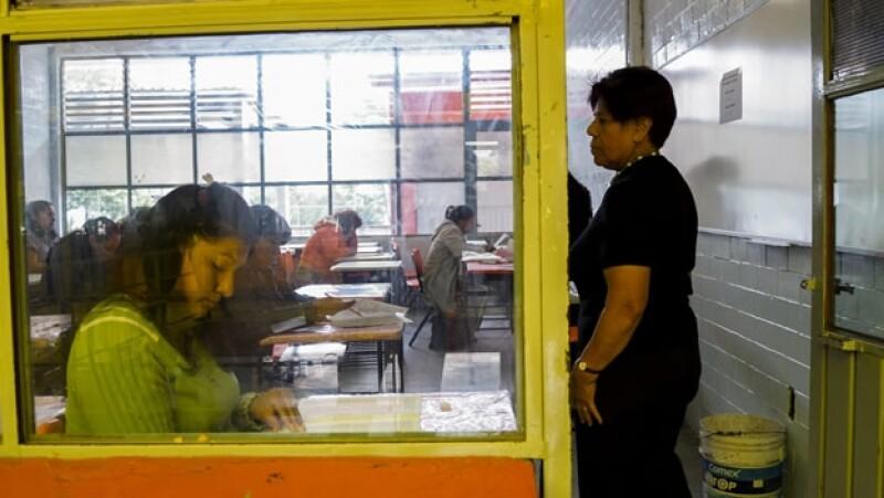 examen profesores maestros SEP