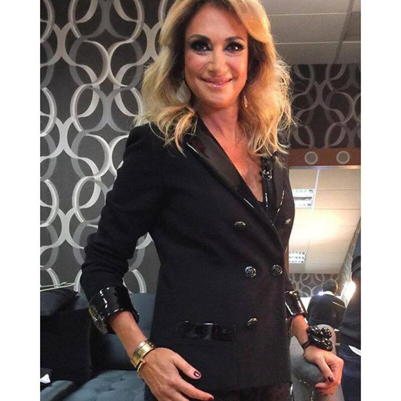 Adela Micha regresó como conductora del reality show.