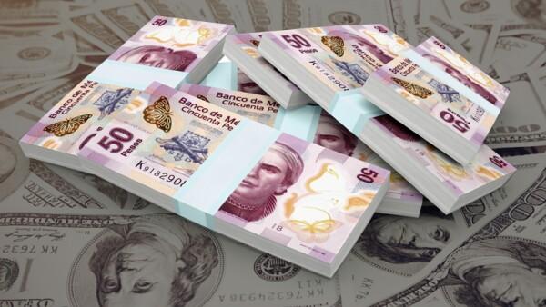 Tipo de cambio dólar peso