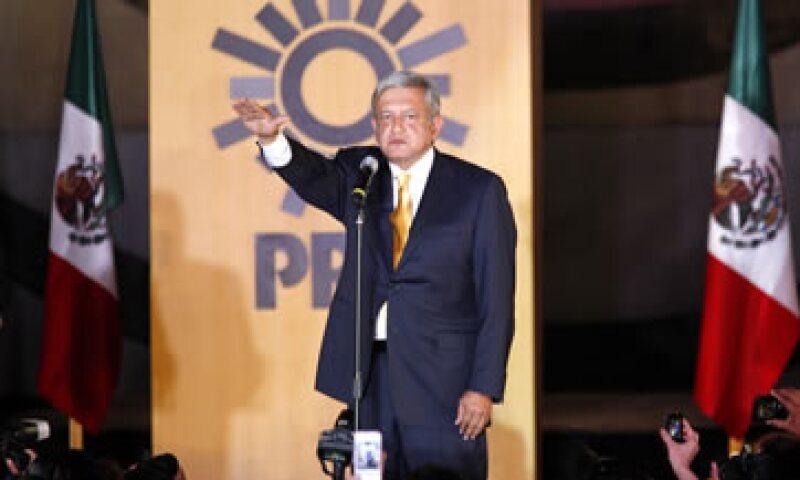 López Obrador dijo que los contratos a los que se refiere no resisten una auditoría técnica administrativa. (Foto: Notimex)