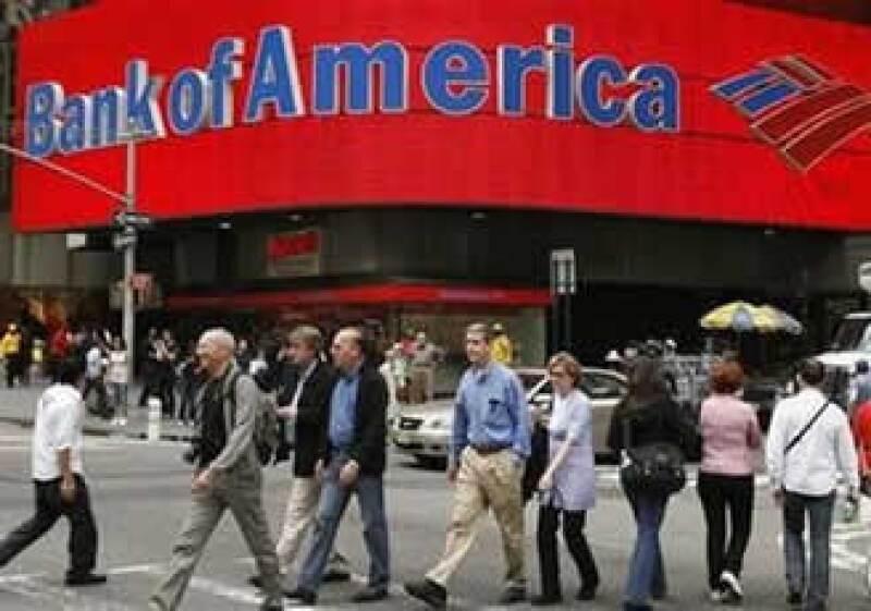 Citigroup pronosticó que Bank of America tendrá una pérdida de 11 centavos de dólar por acción en el segundo trimestre. (Foto: Reuters)