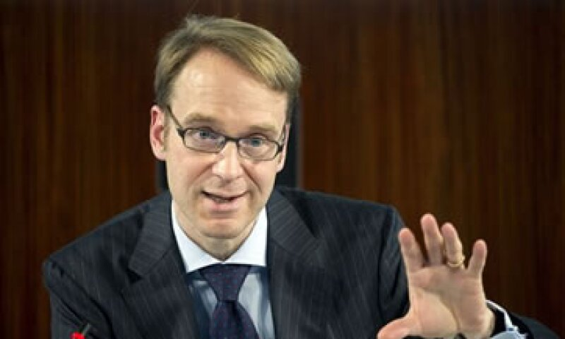 Weidman instó a los países con déficit de cuenta corriente a implementar reformas estructurales. (Foto: AP)