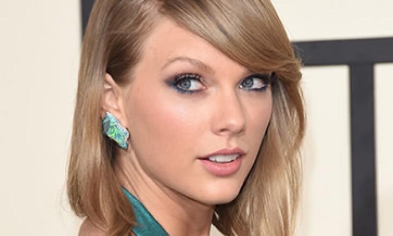 Taylor Swift es una de las celebridades con más seguidores en Twitter. (Foto: Getty Images )
