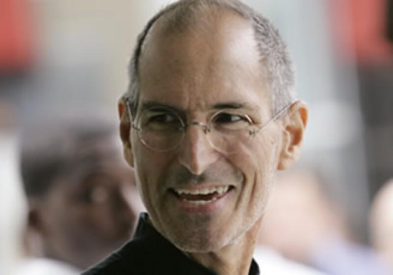 Steve Jobs informó en su momento que sus problemas de salud son una cuestión personal. (Foto: Archivo AP)