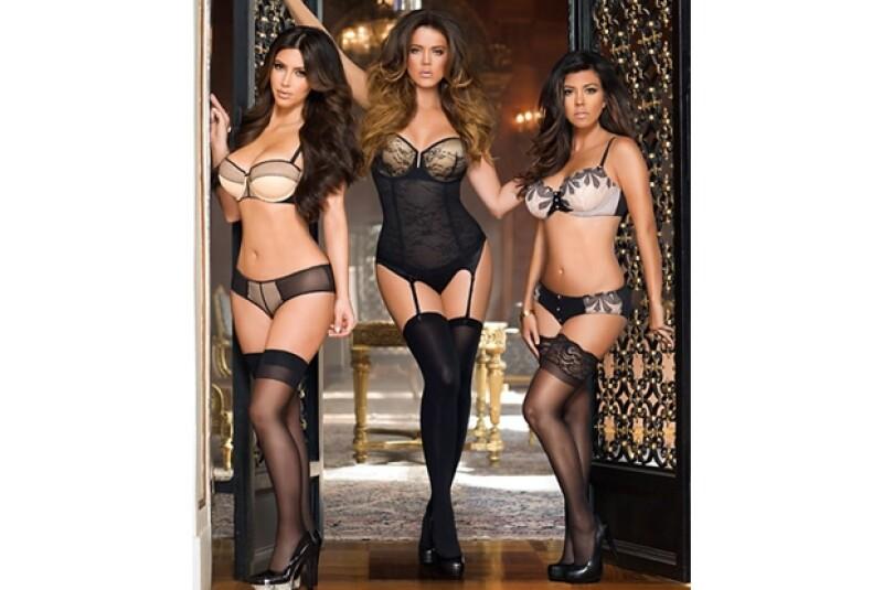 Las Kardashian siguen muy emprendedoras.