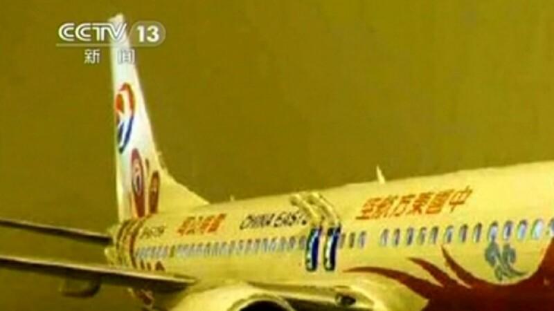 china pasajeros abren salidas