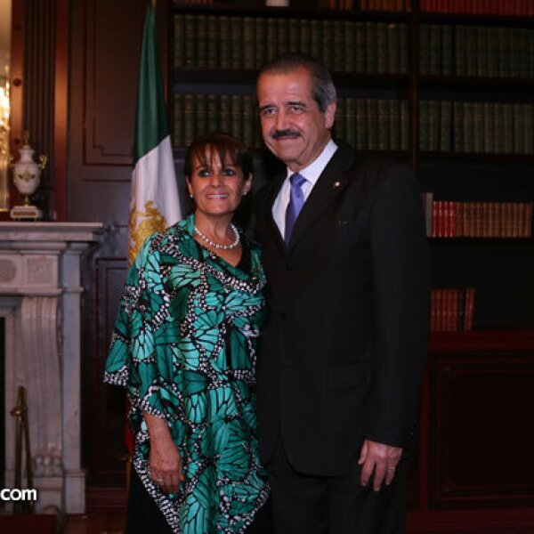 Gabriela y José Ángel Cordova Villalobos