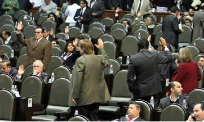 La Mesa Directiva citó a los diputados a las 11:00 del viernes para sesionar. (Foto: Notimex)