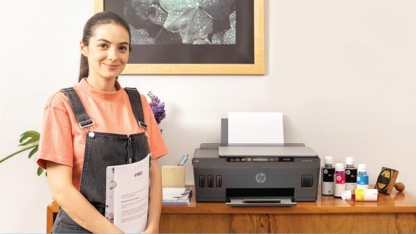 (Obligatorio)impresora HP