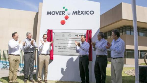 Pe�a Nieto anuncia inversi�n para Sonora