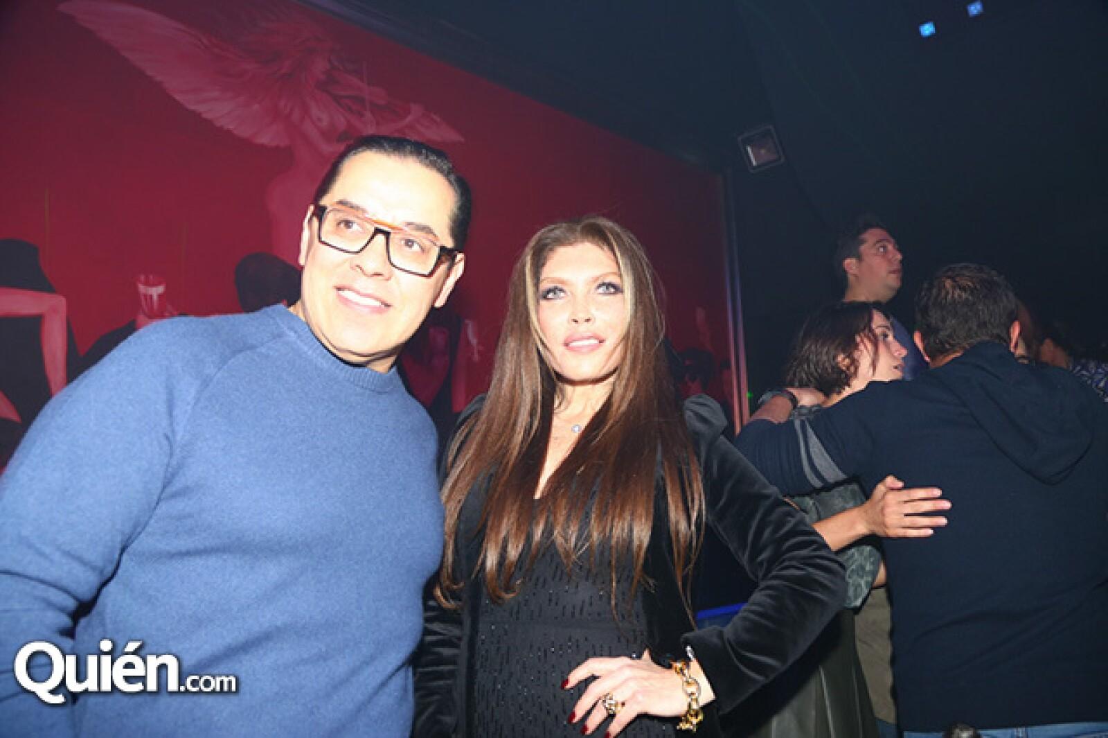 Carlos y Gaby Granados