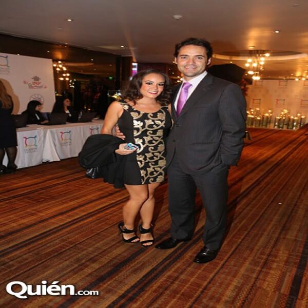 Daniela Goñi,Jorge Moreno