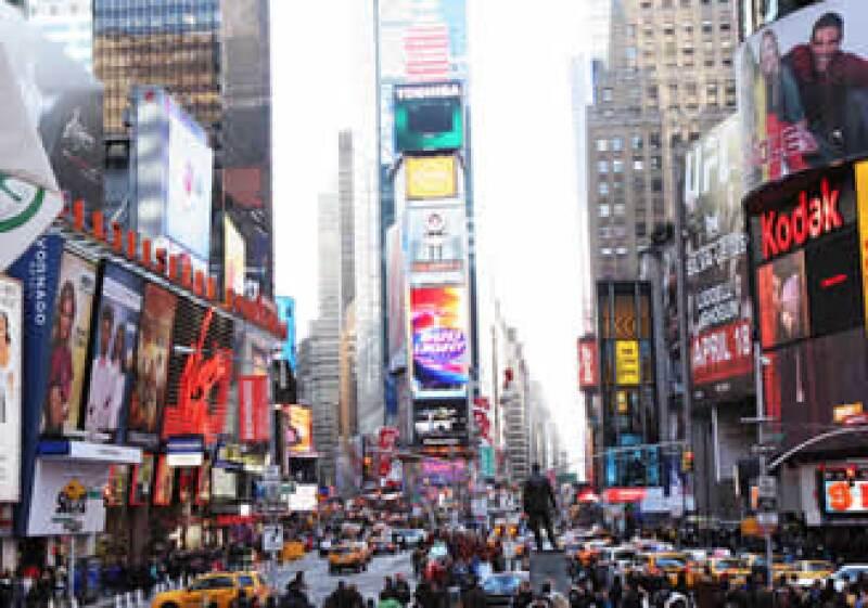 El paisaje actual de Times Square, uno de los destinos más visitados en el mundo. (Foto: Nycgo.com)